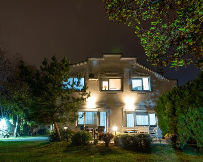 My Home Noću