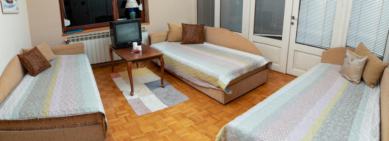 Dnevna soba Malog Aprtmana