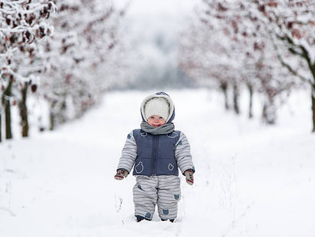 Taking your toddler to the snow? Here's what you need to know.