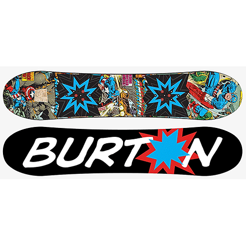 Burton Chopper Marvel LTD Snowboard