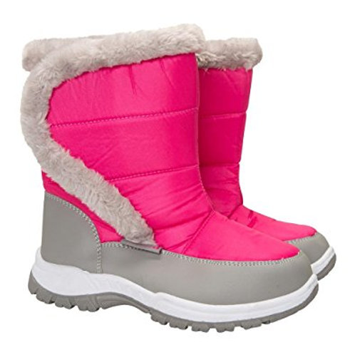 Girl's Caribou Snow Boots