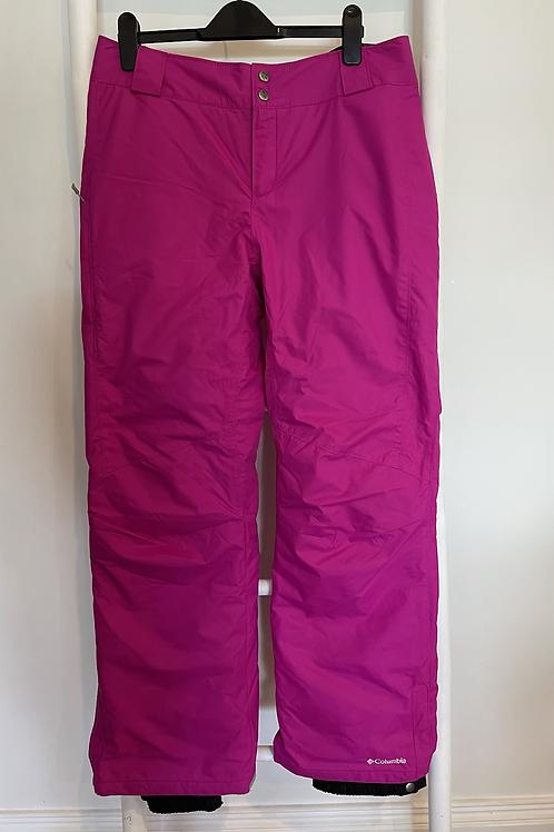 Women's Columbia Snow Pants
