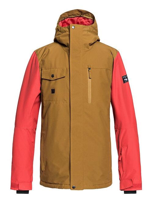 Quiksilver Mission Snow Jacket