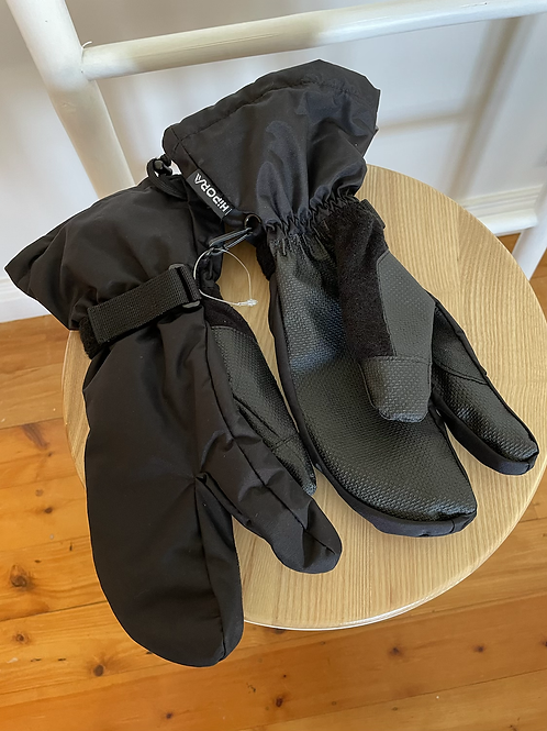 Men's Snow Mitts with Liners