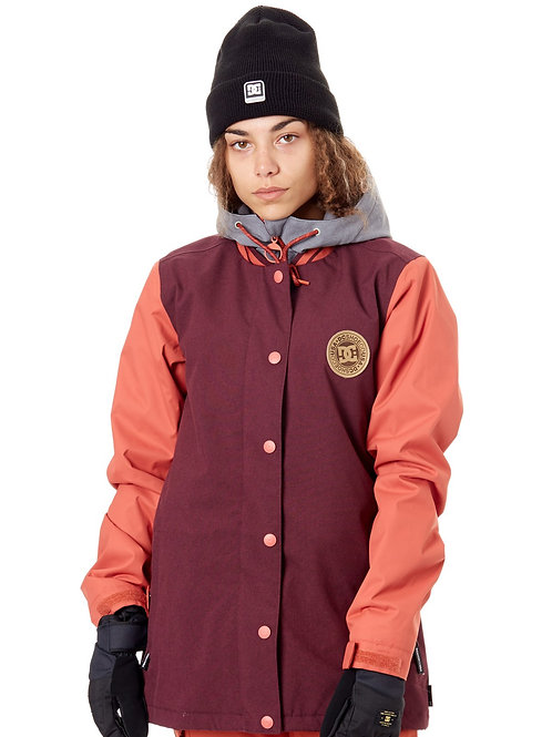 Dc DCLA Winetasting Snow Jacket