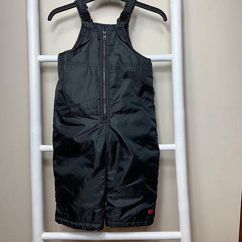Girl's Snow Overalls