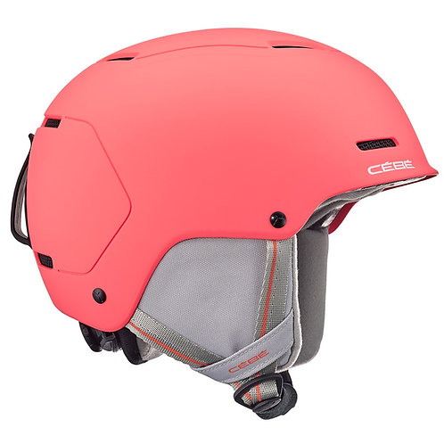 Girls Snow Helmet
