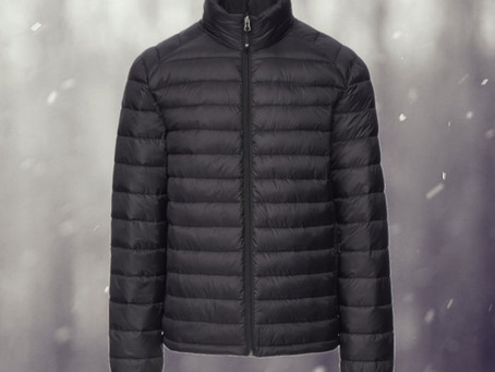 Can I wear my puffer jacket at the snow?
