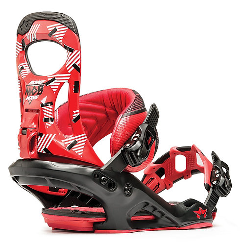 2016 Rome Mob Boss Snowboard Bindings