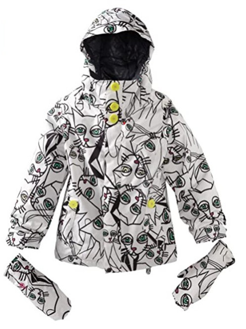 Girls Volcom Snow Jacket