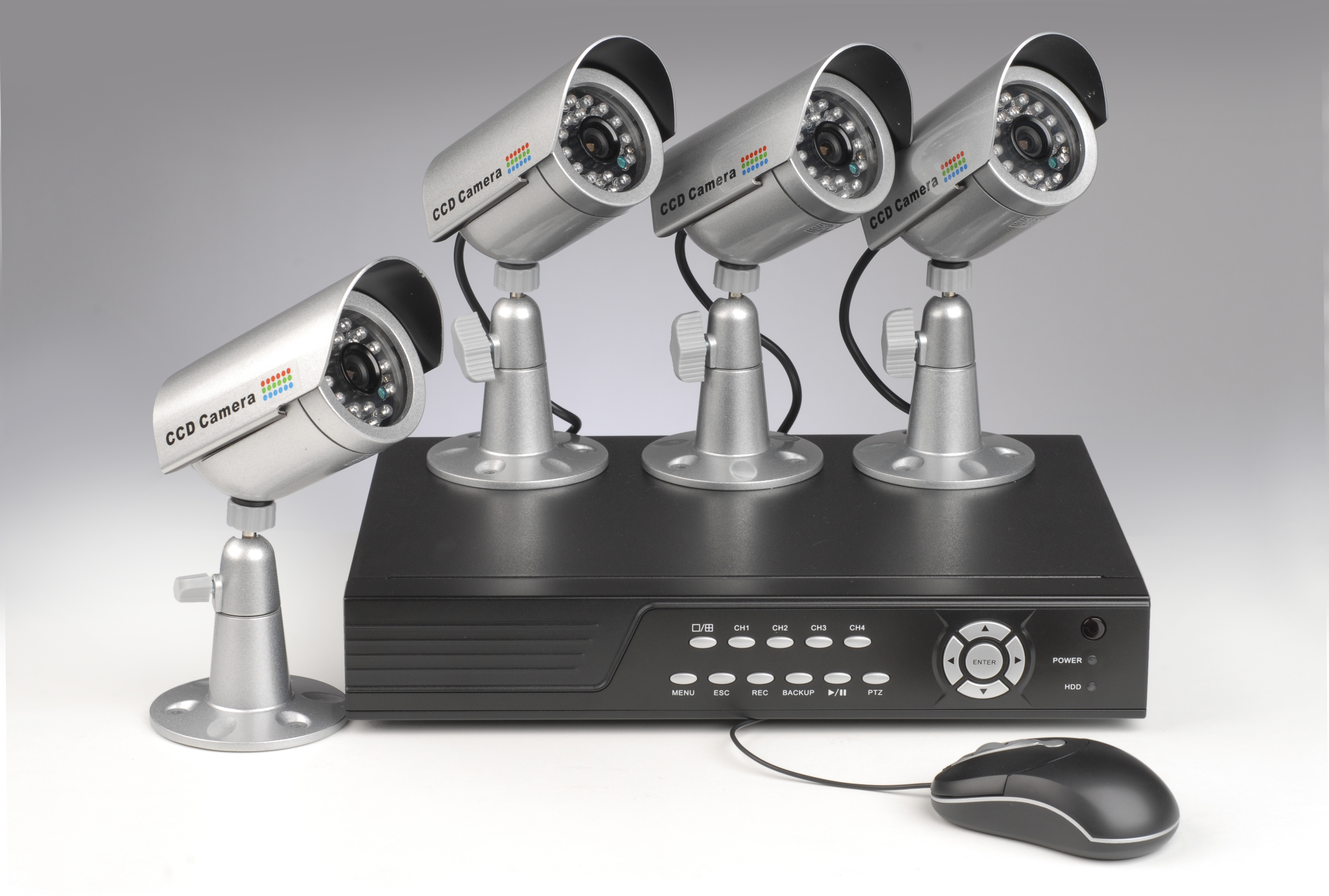 kit videovigilancia