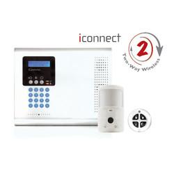 Central de Alarmas iConnect
