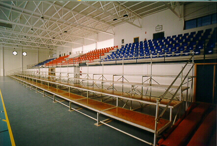 tribuna pabellón