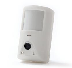 Detector de alarma con imagen