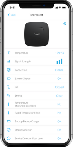 app para el móvil