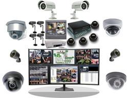 conjunto videovigilancia