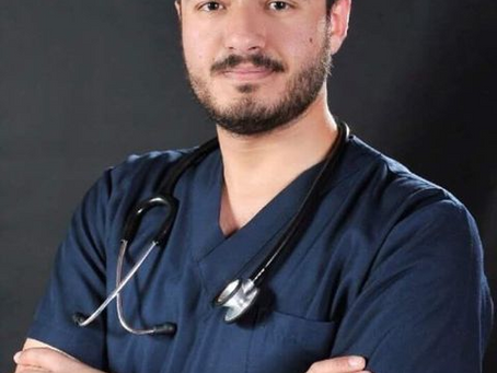 تهنئة للدكتور أيهم خالد أبو الغنم - Fachsprachprüfung news: Congrats Dr. Abu Alghanam!