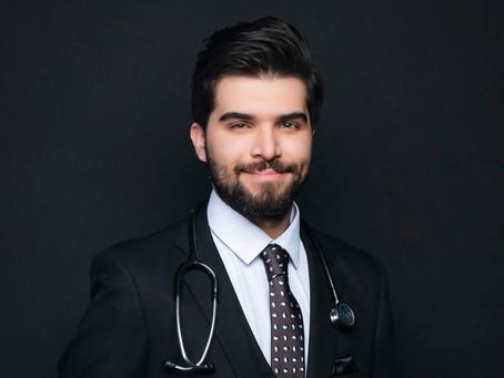 تهنئة للدكتور علي خفاجة - PLAB News: Congrats Dr. Khafaja!