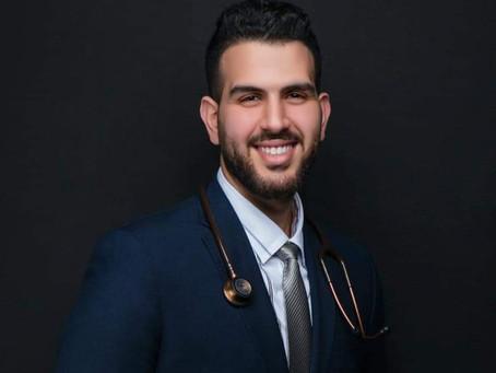 تهنئة للدكتور حسّان داود - PLAB News: Congrats Dr. Daoud