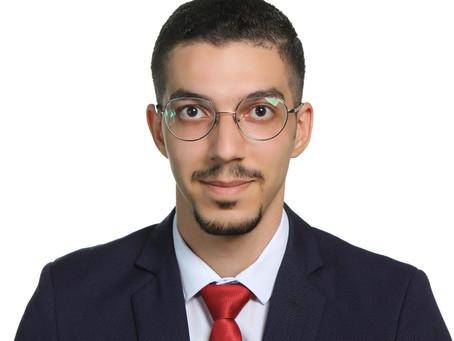 تهنئة للدّكتور محمّد المومني - USMLE NEWS: Congrats Dr. Almomani!