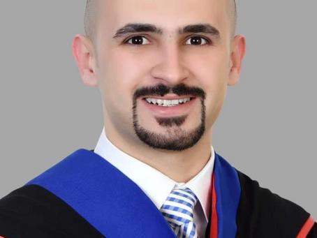 تهنئة للدكتور فارس الرواشدة - Fachsprachprüfung news: Congrats Dr. Alrawashdeh!