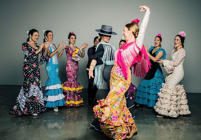 Flamenco Sur San Diego Carlos Villatoro