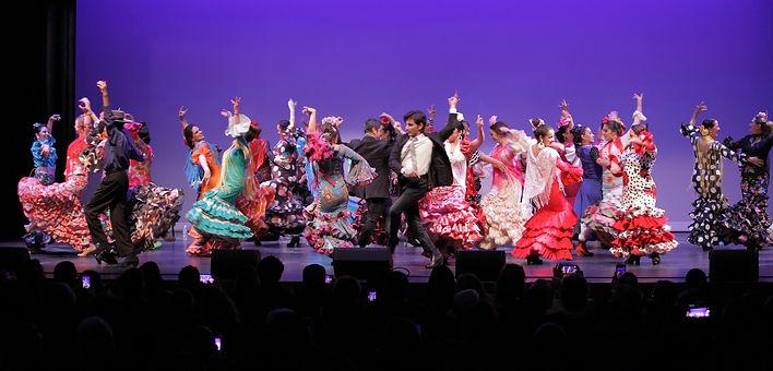 Flamenco Sur Dance Co. Carlos Villatoro