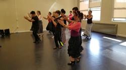 Flamernco Dance Instruction