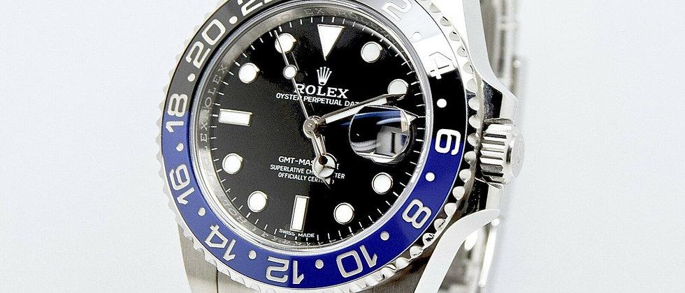 .Rolex GMT Master II 116710 BLNR 2013 Box & Papers Batman