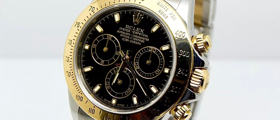 Rolex Daytona 116523 Box and Papers 2003