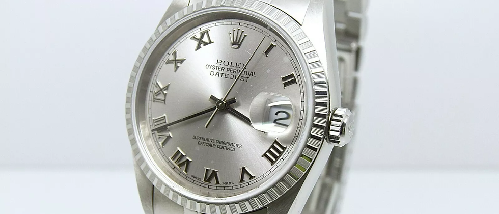 Rolex Datejust 16220 Box and Papers NOS