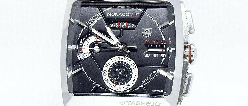 .Tag Monaco LS Box and Papers Chronograph Calibre 12 CAL2110