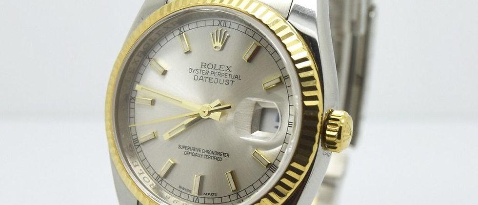 Rolex Date Just 116233 2009 RRR