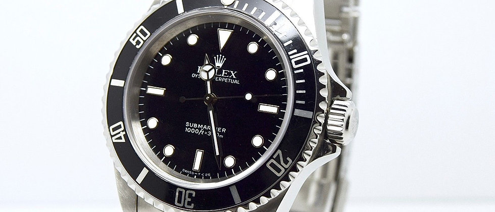 Rolex Submariner 14060 Full Set