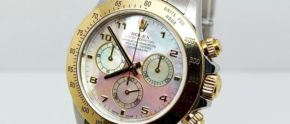 Rolex 116523 Box and Papers 2005