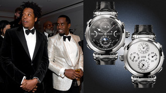 Jay-Z Outdid Himself With This $2.2 Million Patek Philippe