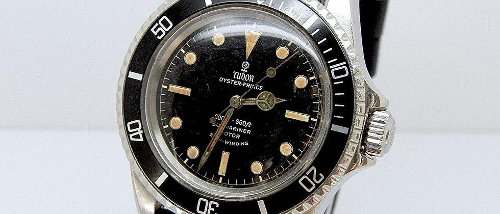 .Tudor Submariner 7928 Gilt Chapter Ring Dial 1964 Vintage