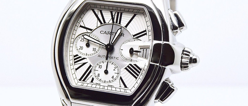 Cartier Roadster Chronograph XL 2014