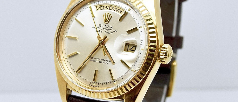Rolex Day Date 1803 18K Yellow Gold