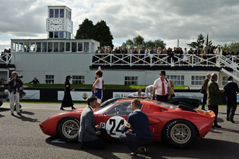 How to dress the part at this weekend's Goodwood Revival