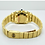 Thumbnail: Cartier Santos 18k yellow gold ladies watch