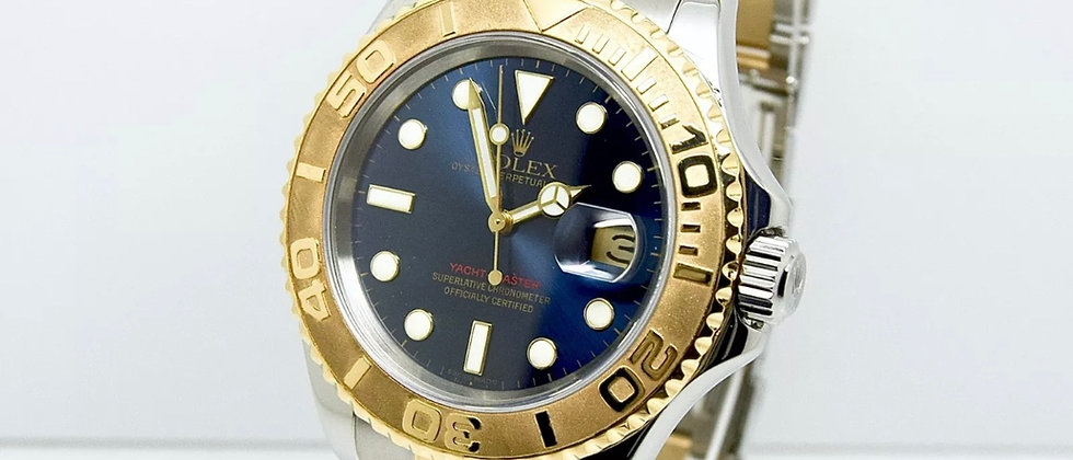 Rolex Yachtmaster 16623 Box and Papers 2006