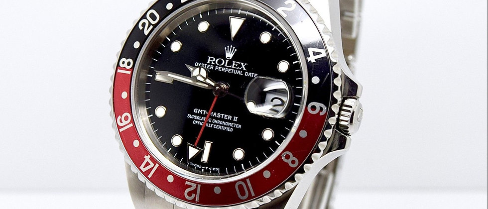 Rolex GMT Master II 16710 FULL SET