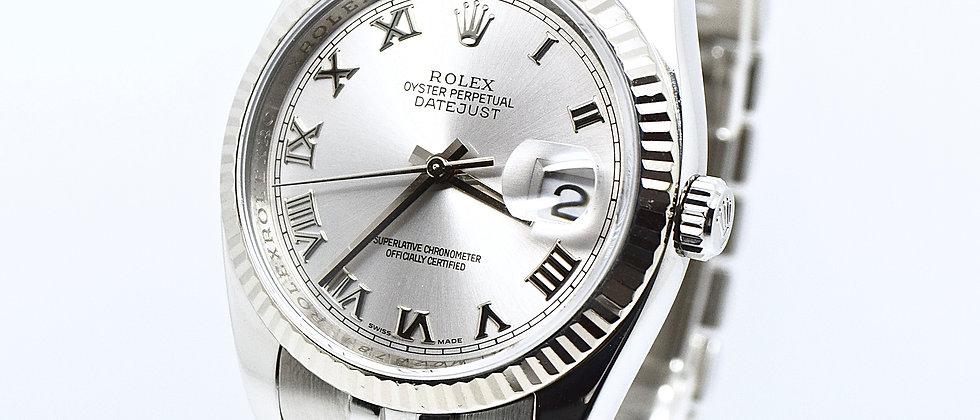 Rolex Date Just 116234 2008