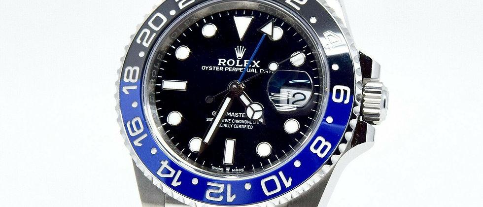 .Rolex GMT Master II 126710BLNR 2020 Box and Papers BRAND NEW/UNWORN BATMAN