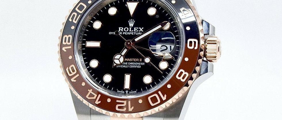 .Rolex GMT Master II 126711CHNR Root Beer Box & Papers NOV 2020 Brand New/Unworn