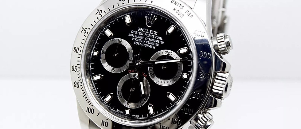 Rolex Daytona 116520 box and papers 2010