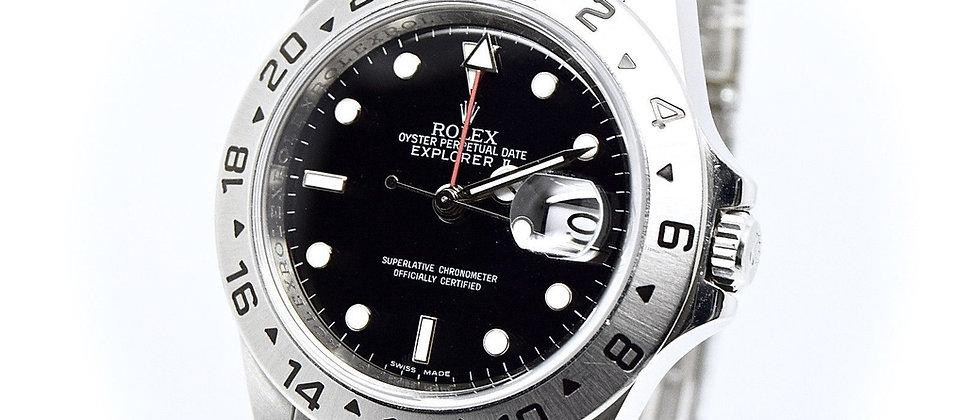 Rolex Explorer 3186 Steel 2009