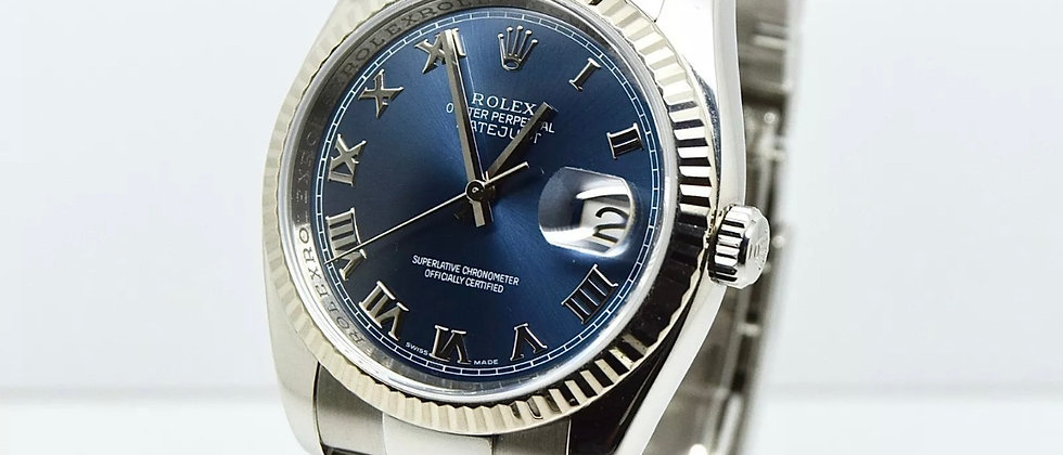 Rolex Datejust 116234 Box and Papers 2006