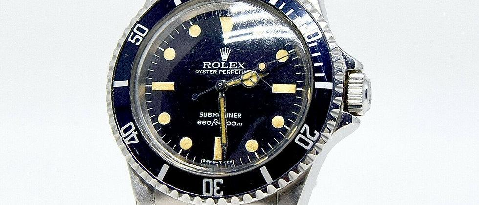 .Rolex Submariner 5513 from 1973
